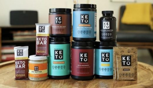 Perfect Keto Reviews   Exogenous Ketone Supplements Added to Our Menu